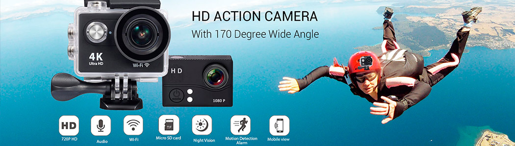 Best Sports Action Camera